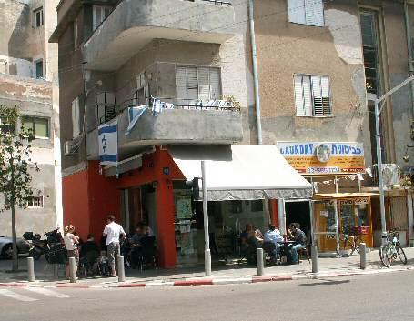 חומוס בסאם תל-אביב