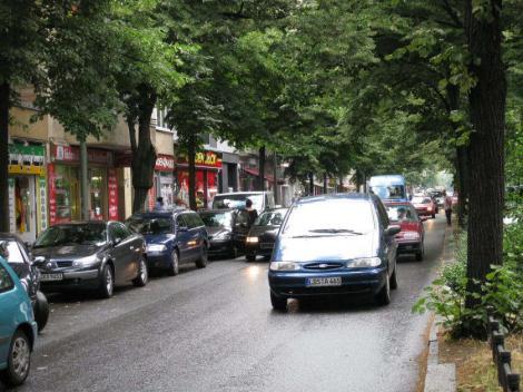 רחוב Sonnenalle, ברלין