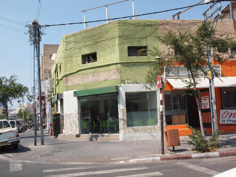 ניס חומוס פול זייתון, שוקן תל-אביב | חומוס להמונים YR-73